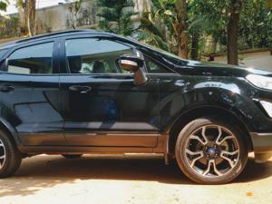 Ford EcoSport 1.5 Ti-VCT Titanium (MT) Petrol Black Edition (2018) in Thrissur