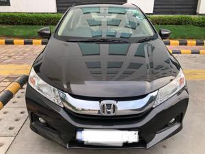 Honda City V CVT Petrol (2016)