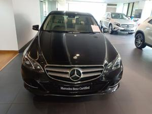 Mercedes Benz E Class E 200 Edition E (2016) in Churu
