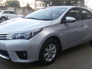 Toyota Corolla Altis 1.8G(CVT) (2014)