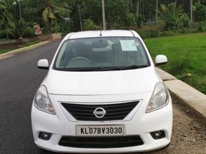 Nissan Sunny XV Diesel (2012) in Thrissur
