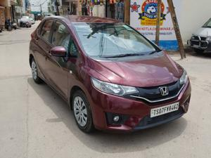 Honda Jazz SV 1.2L i-VTEC (2017) in Hyderabad