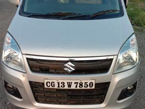 Maruti Suzuki Wagon R 1.0 LXI (O) (2017) in Raigarh