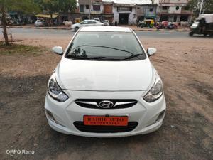 Hyundai Verna Fluidic 1.6 CRDI SX Opt AT (2013) in Ahmedabad