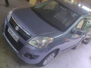 Maruti Suzuki Wagon R 1.0 Vxi AMT (2015)