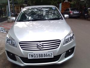 Maruti Suzuki Ciaz ZDi SHVS (2017) in Chennai