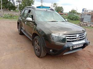 Renault Duster 110 PS RxL ADVENTURE (2014) in Solapur
