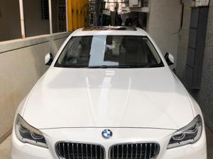 BMW 5 Series 520d Sedan Luxury (2015) in Surat