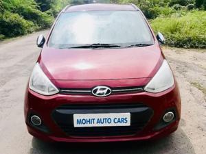 Hyundai Grand i10 Asta(O) 1.1 U2 CDRi Diesel (2014) in Parbhani