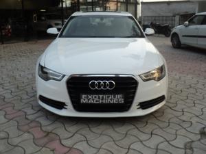 Audi A6 3.0 TDI quattro Premium+ (2013) in Lucknow