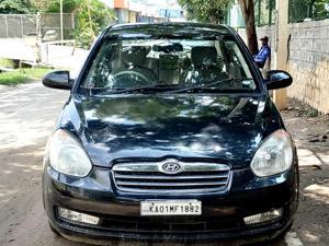 Hyundai Verna CRDI VGT SX A/T 1.5 (2009) in Bangalore