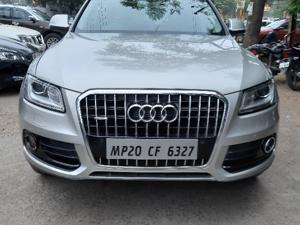 Audi Q5 2.0 TDI Quattro Premium+ (2014)