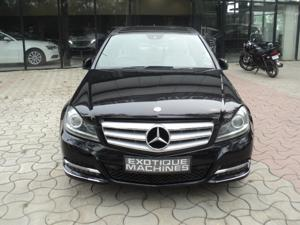 Mercedes Benz C Class 220 CDI Sport (2013) in Lucknow