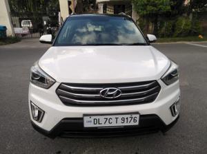 Hyundai Creta SX Plus 1.6 CRDI Dual Tone (2016)