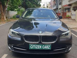 BMW 5 Series 520d Sedan Luxury (2013) in Bangalore