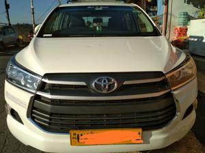 Toyota Innova Crysta 2.4 G 8 Str (2018) in Haldwani