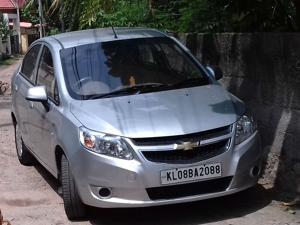 Chevrolet Sail 1.3 TCDi LS ABS Diesel (2013) in Trivandrum