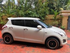 Maruti Suzuki Swift VDi ABS (2015) in Thrissur