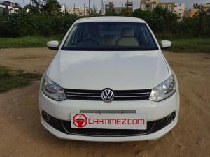 Volkswagen Vento 1.6L AT Highline Petrol (2010)