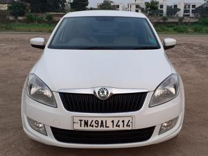 Skoda Rapid Active 1.6 TDI CR MT (2012) in Chennai