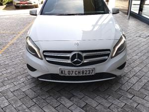 Mercedes Benz A Class A 200 CDI (2015) in Thiruvalla