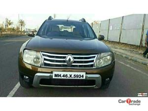 Renault Duster RxL Diesel 85PS Option Pack with Nav (2013)