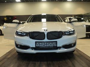 BMW 3 Series GT 320d Luxury Line (2018)