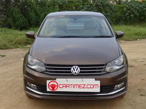 Volkswagen Vento 1.6L MT Highline Petrol (2016)