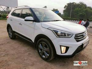 Hyundai Creta 1.6 SX Plus AT Petrol (2017) in Ahmedabad