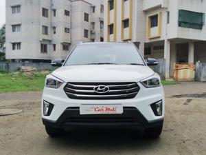 Hyundai Creta SX+ 1.6 U2 VGT CRDI AT (2016) in Shirdi