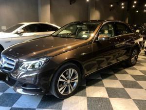 Mercedes Benz E Class E250 CDI Avantgarde (2014)