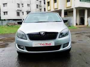 Skoda Rapid Ambition 1.5 TDI CR MT (2015) in Dhule