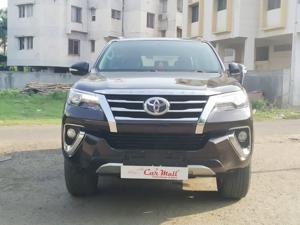 Toyota Fortuner 2.8 4x4 AT (2016) in Shirdi