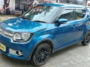 Maruti Suzuki Ignis Zeta 1.2 AT (2018) in Kishangarh