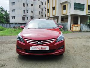 Hyundai Verna 1.6 CRDI SX (2016) in Dhule
