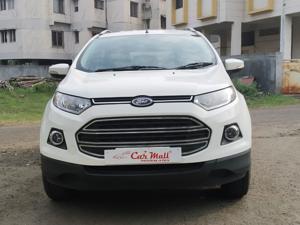Ford EcoSport 1.5 TDCi Titanium(O) MT Diesel (2017) in Shirdi
