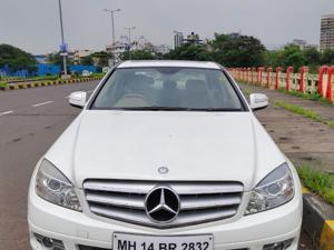 Mercedes Benz C Class 200 K AT (2009)