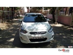 Hyundai Verna Fluidic 1.6 CRDI SX Opt (2012) in Indore