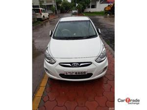 Hyundai Verna Fluidic 1.6 CRDI SX (2013) in Indore
