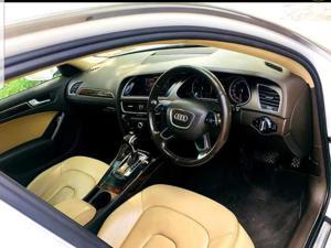 Audi A4 2.0 TDI Multitronic Premium (2012) in Dehradun