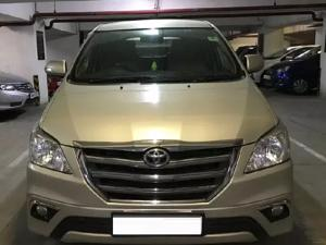 Toyota Innova 2.5 ZX (Diesel) 7 STR Euro4 (2014) in New Delhi