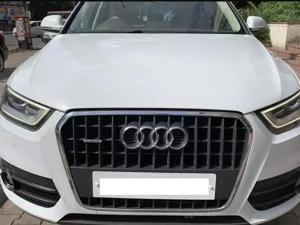 Audi Q3 2.0 TDI Quattro Premium+