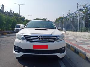Toyota Fortuner 4x2 AT TRD Sportivo (2014) in Hyderabad
