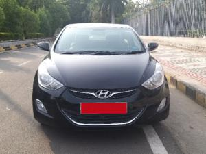 Hyundai Neo Fluidic Elantra 1.6 SX AT CRDi (2013) in Hyderabad