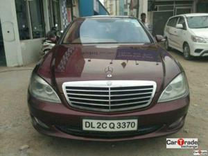 Mercedes Benz S Class 320 CDI (2010) in Faridabad
