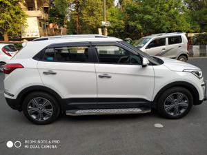 Hyundai Creta 1.6 SX Plus AT Petrol (2017) in New Delhi