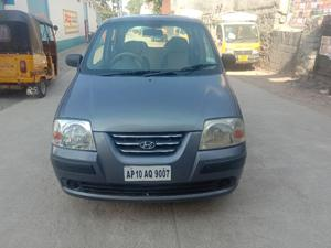 Hyundai Santro Xing GLS (2008) in Hyderabad
