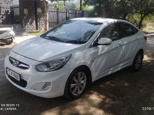Hyundai Verna Fluidic 1.6 CRDI SX (2012) in Nashik