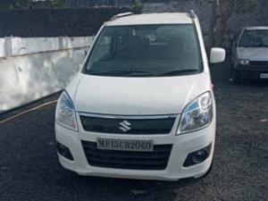 Maruti Suzuki Wagon R 1.0 VXI+ AMT (2016) in Indore