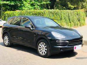 Porsche Cayenne S Diesel (2012)